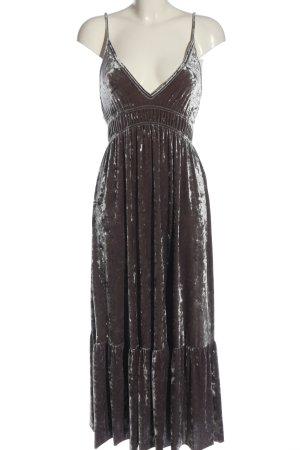 Zara Trägerkleid braun Elegant