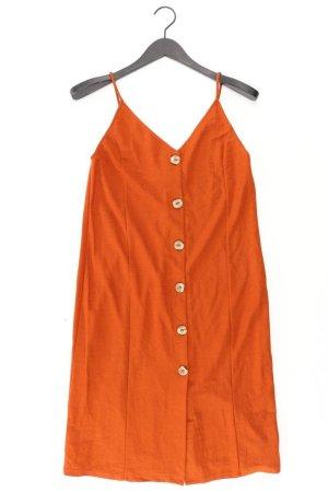 Zara Trägerkleid Größe S orange