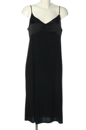 Zara Trägerkleid schwarz Elegant