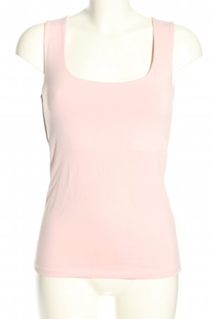 Zara Trägertop pink Casual-Look