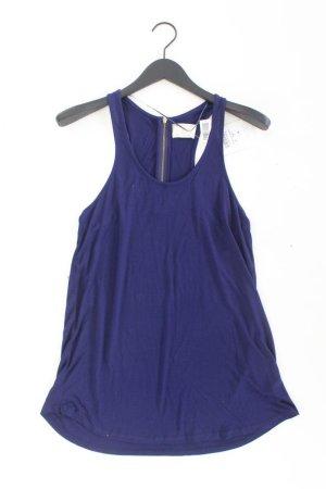 Zara Trägertop Größe L neu mit Etikett Neupreis: 14,95€! blau aus Viskose