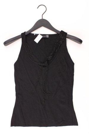 Zara Trägertop Größe M mit Pailletten schwarz