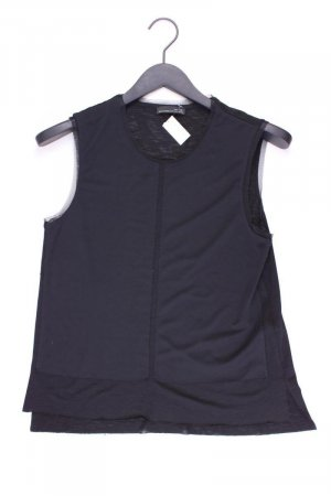Zara Trägertop Größe S schwarz aus Polyester