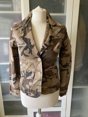 Zara traf Camouflage Blazer Gr. S top