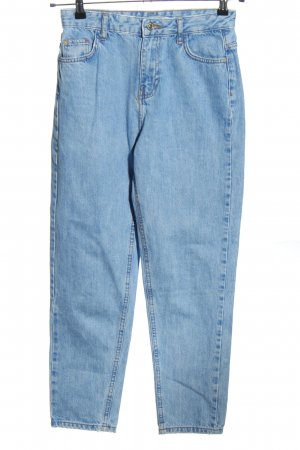 Zara Trafaluc 7/8 Length Jeans blue casual look