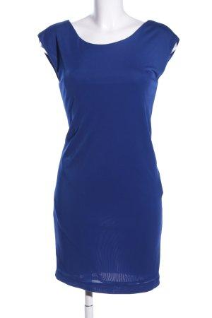 Zara Trafaluc Abendkleid blau Elegant