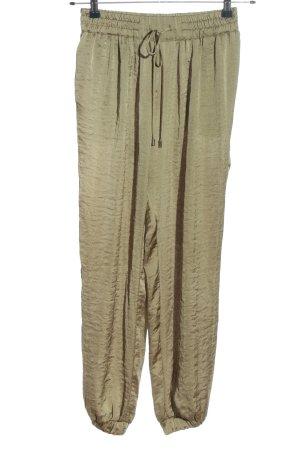 Zara Trafaluc Baggy Pants khaki Casual-Look