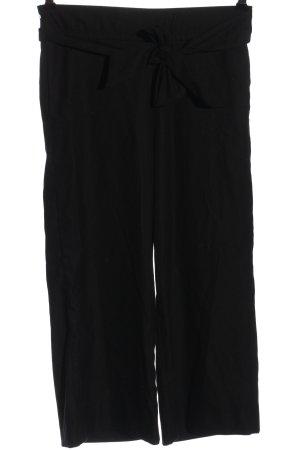 Zara Trafaluc Baggy Pants black casual look