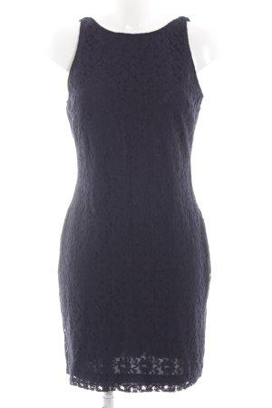 Zara Trafaluc Bleistiftkleid blau Elegant