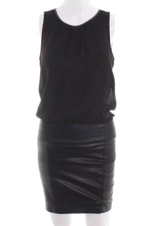 Zara Trafaluc Abito blusa nero stile professionale