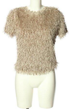 Zara Trafaluc Blouse topje wolwit casual uitstraling