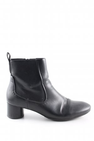 Zara Trafaluc Booties schwarz Casual-Look