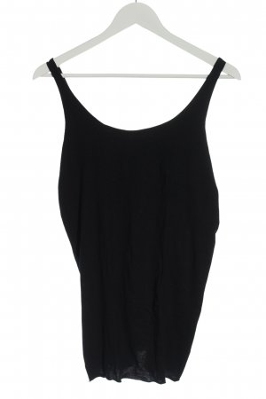 Zara Trafaluc Camisole schwarz Casual-Look