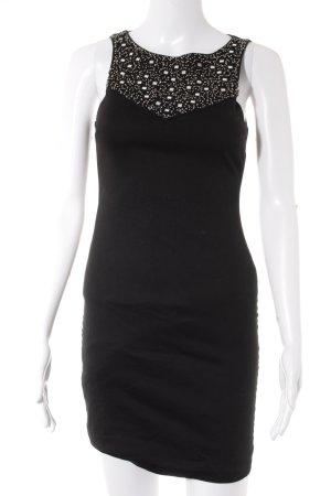 Zara Trafaluc Cocktailkleid schwarz Elegant