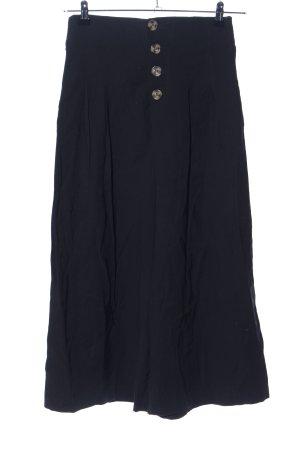 Zara Trafaluc Culottes schwarz Casual-Look