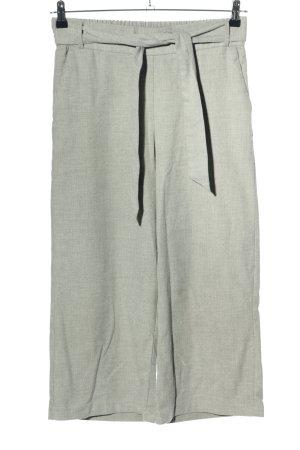 Zara Trafaluc Culottes hellgrau Casual-Look