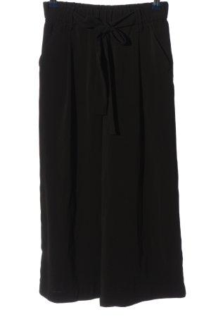 Zara Trafaluc Culottes black casual look