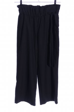 Zara Trafaluc Pantalone culotte nero stile casual
