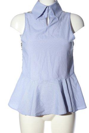 Zara Trafaluc Glanzende blouse veelkleurig casual uitstraling