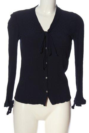 Zara Trafaluc Camicia blusa blu stile casual