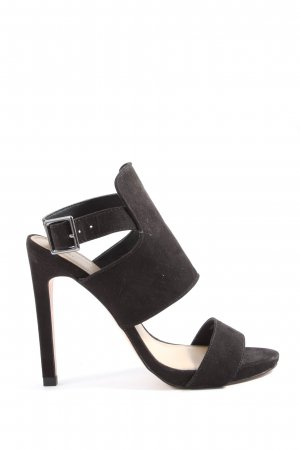 Zara Trafaluc High Heel Sandaletten braun Elegant
