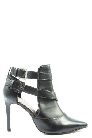 Zara Trafaluc Hochfront-Pumps schwarz Elegant