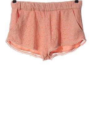 Zara Trafaluc Hot Pants pink Casual-Look