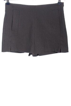 Zara Trafaluc Hot Pants Allover-Druck Casual-Look
