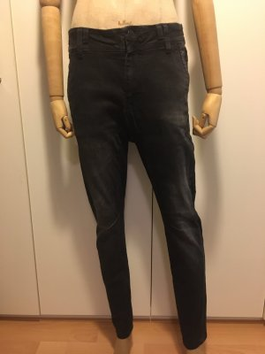 Zara Trafaluc Jeans black Denim Grösse 38