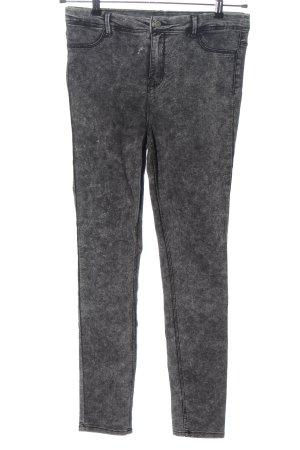 Zara Trafaluc Jeggings light grey casual look