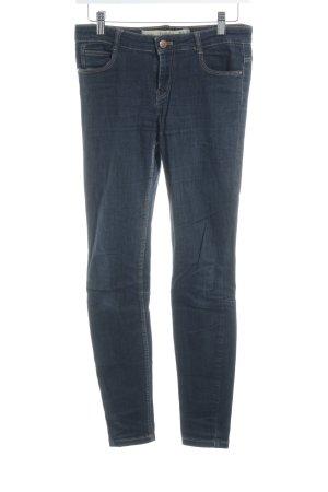 Zara Trafaluc Jeggings meliert Jeans-Optik