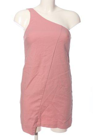 Zara Trafaluc Jerseykleid pink Casual-Look