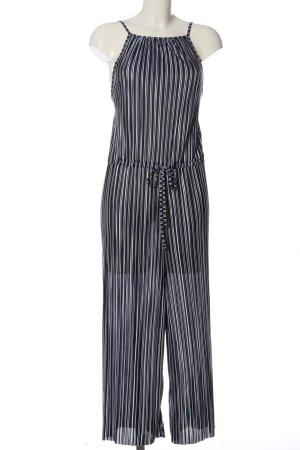 Zara Trafaluc Jumpsuit Streifenmuster Casual-Look