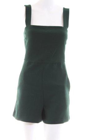 Zara Trafaluc Jumpsuit grün Casual-Look