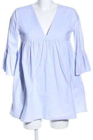 Zara Trafaluc Tuta blu stile casual