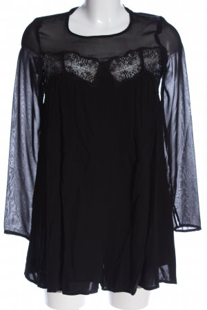 Zara Trafaluc Jumpsuit schwarz Casual-Look
