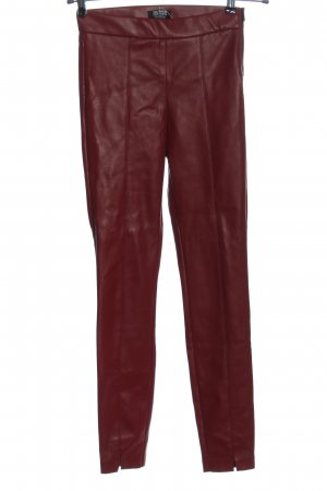 Zara Trafaluc  rosso stile casual