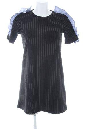 Zara Trafaluc Kurzarmkleid mehrfarbig Elegant