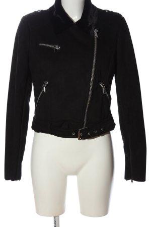 Zara Trafaluc Short Jacket black casual look