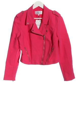 Zara Trafaluc Kurzmantel pink Casual-Look
