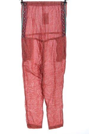 Zara Trafaluc Langer Jumpsuit estampado repetido sobre toda la superficie