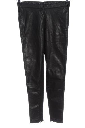 Zara Trafaluc Leggings schwarz Casual-Look