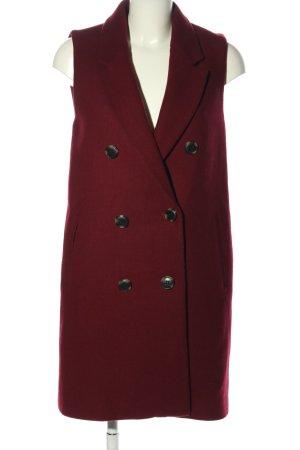 Zara Trafaluc Long-Blazer pink Casual-Look