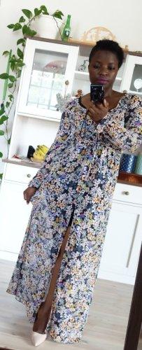 Zara Trafaluc Maxi abito multicolore