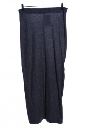Zara Trafaluc Maxi rok zwart casual uitstraling