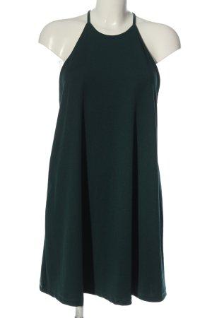 Zara Trafaluc Midikleid grün Elegant
