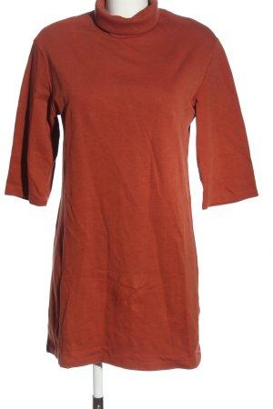 Zara Trafaluc Minikleid rot Casual-Look