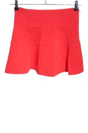 Zara Trafaluc Mini rok rood elegant