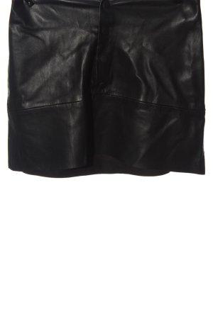 Zara Trafaluc Minirock schwarz Elegant
