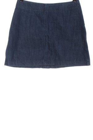Zara Trafaluc Minirock blau Casual-Look